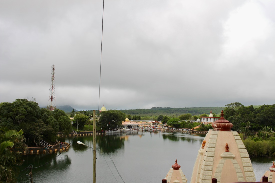 Things to do in Mauritius: Visit Ganga Talao