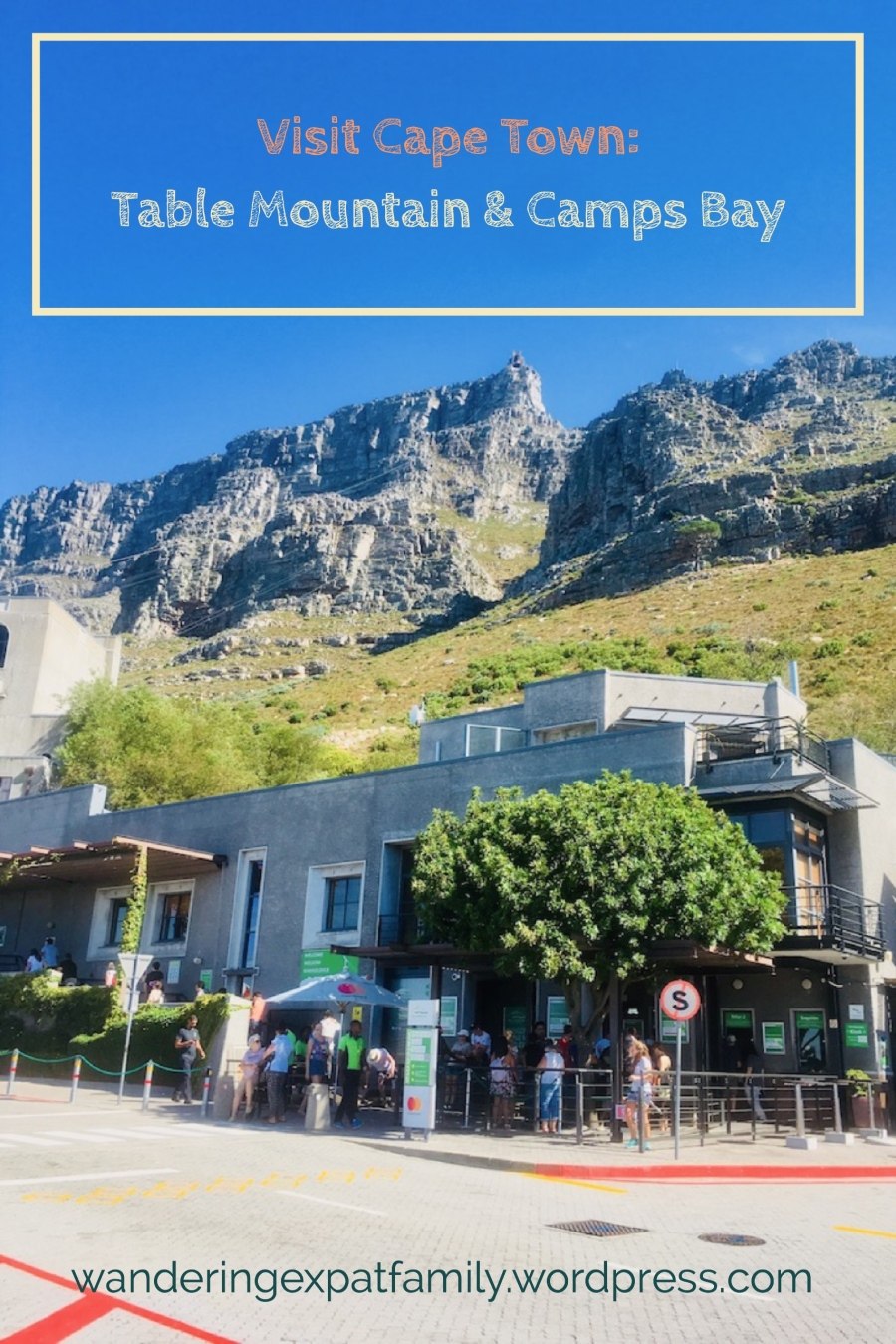 Visit Cape Town: Table Mountain and Camps Bay - #capetown #campsbay #bustour #traveltips #southafrica