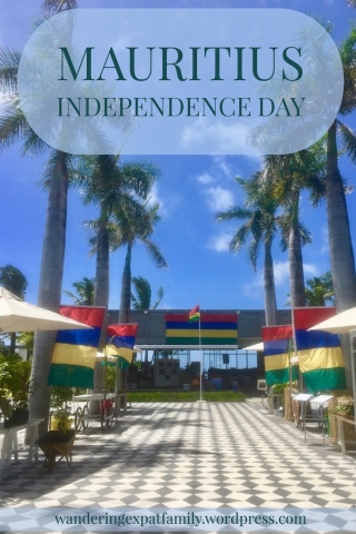 Mauritius Independence Day - view of LongBeach Resorts's Piazza - #mauritius #visitmauritius #holidays #travels