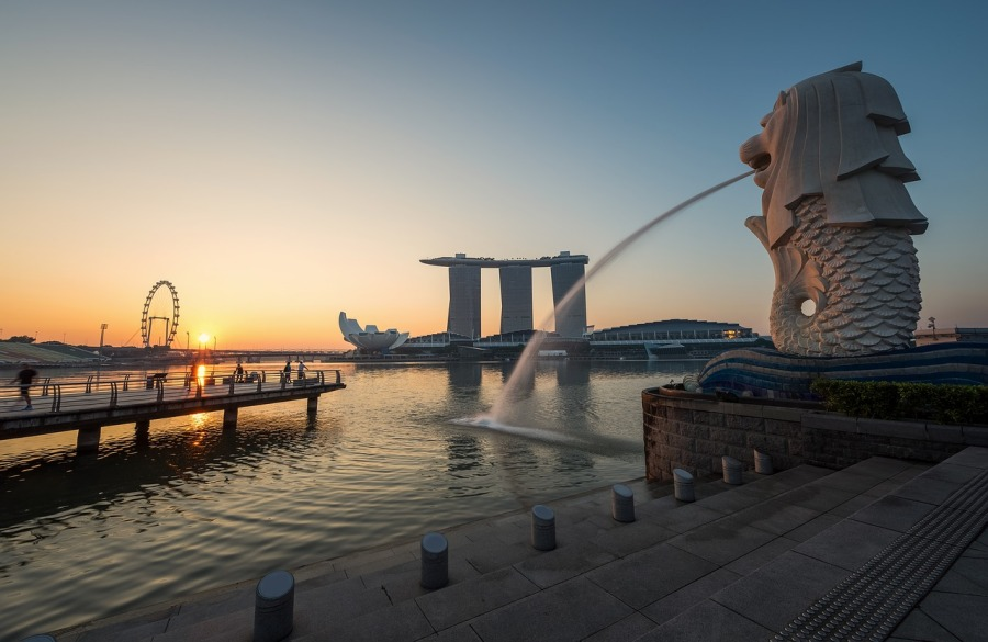 View of Singapore - Things to do in Singapore - Plan a trip to Singapore