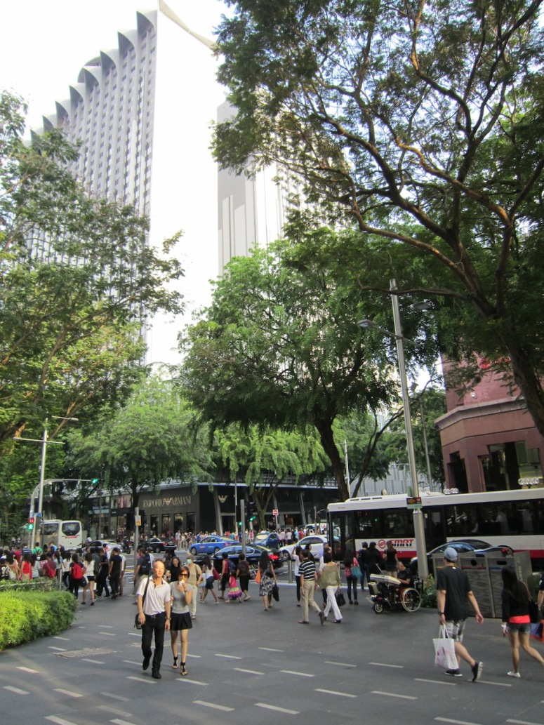 View of Orchard Road - Singapore - Plan a trip to Singapore