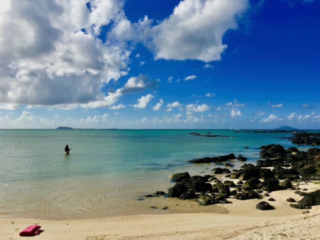 View of the North of Mauritius - Northern Islands