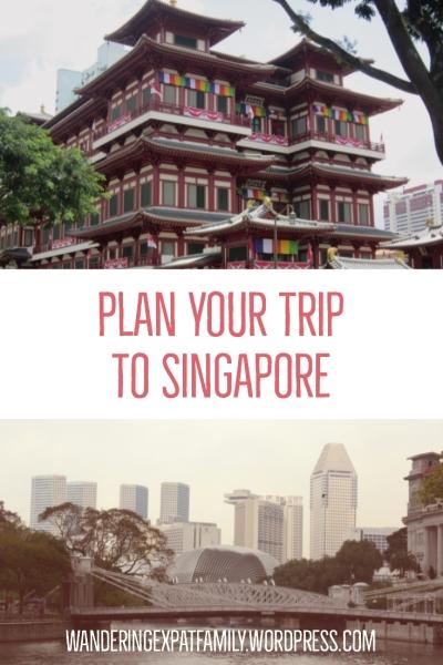 Visit Singapore - Prepare a trip to Singapore