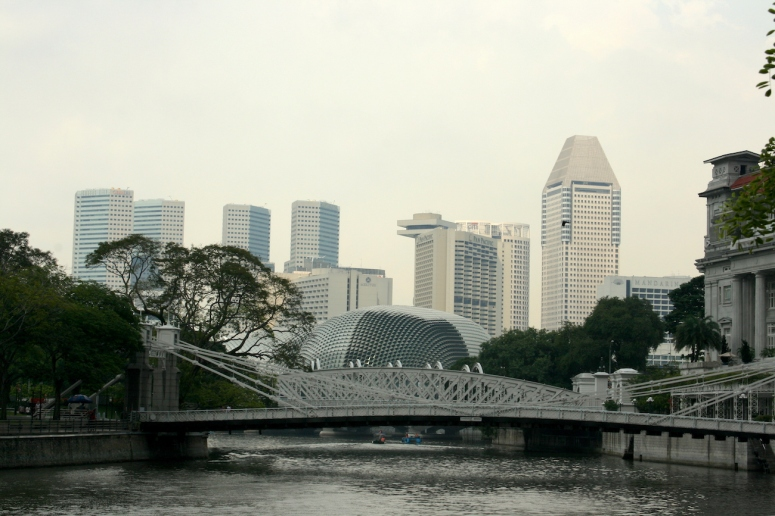View of Singapore - What to visit in Singapore