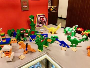 'Build a lego' Competion - Legoland Hotel Malaysia