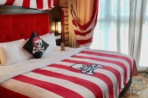 Bedroom in Pirate Premium Room at Legoland Hotel Malaysia #Hotel in Malaysia - #Hotel in Johor Bahru #LegolandMalaysia #LegolandHotel - #Hotelreview