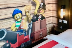 Room Features in Pirate Premium Room at Legoland Hotel Malaysia #Hotel in Malaysia - #Hotel in Johor Bahru #LegolandMalaysia #LegolandHotel - #Hotelreview