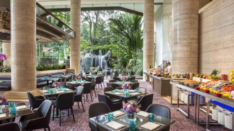 The Dinning Room at Sheraton Towers Singapore - Where to eat in Singapore? - Hotel Review Sheraton Towers Singapore