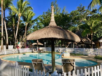 Pool at the Sun Kids Club - Sugar Beach Mauritius - Hotels in Mauritius - Kids activities in Mauritius - Where to stay with kids in Mauritius - #Mauritius #IleMaurice