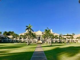View of Sugar Beach Mauritius #hotel in Mauritius #kid friendly hotel in Mauritius #mauritius #ilemaurice