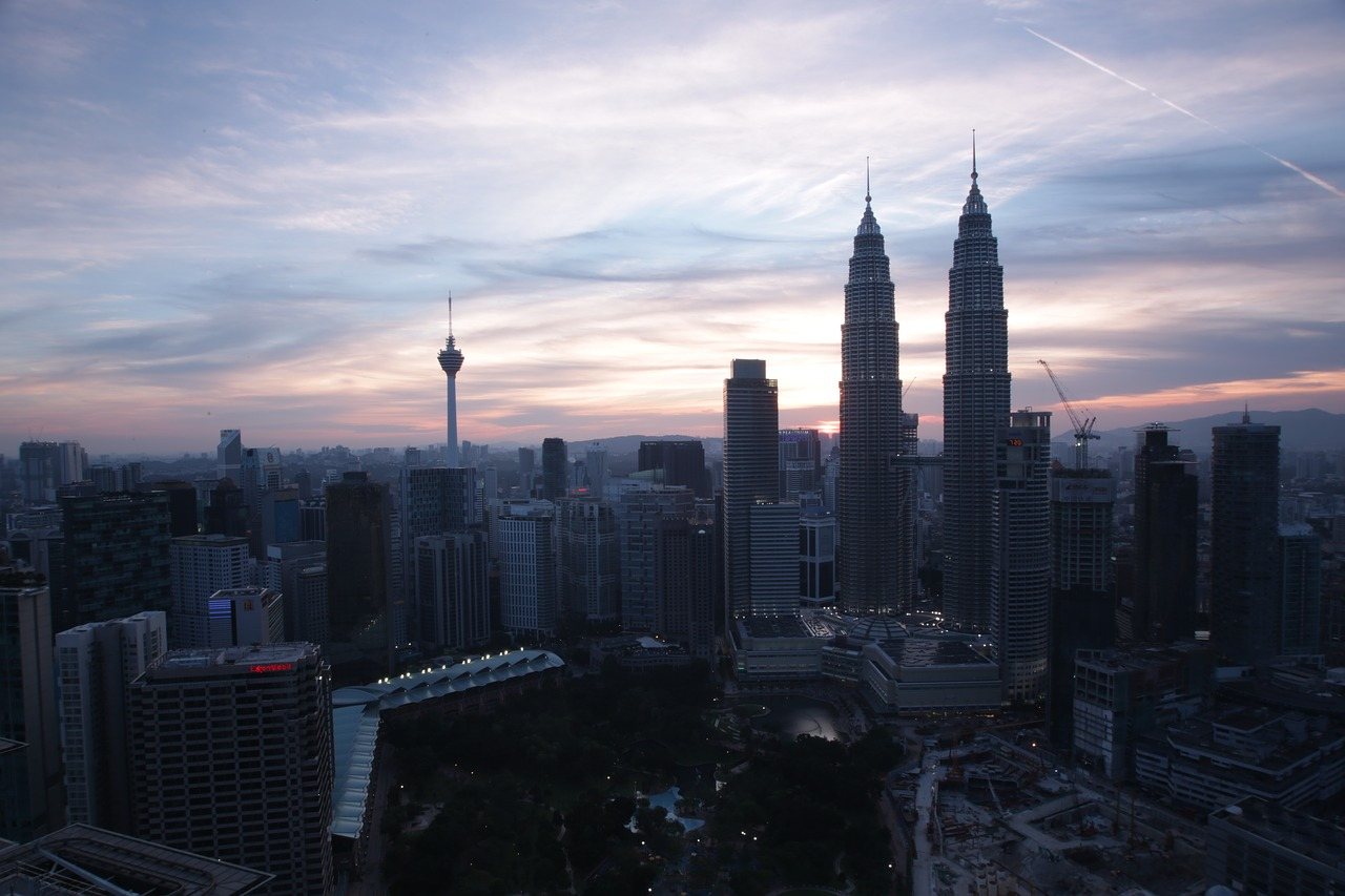View of Kuala Lumpur - Posts about our trips to Malaysia