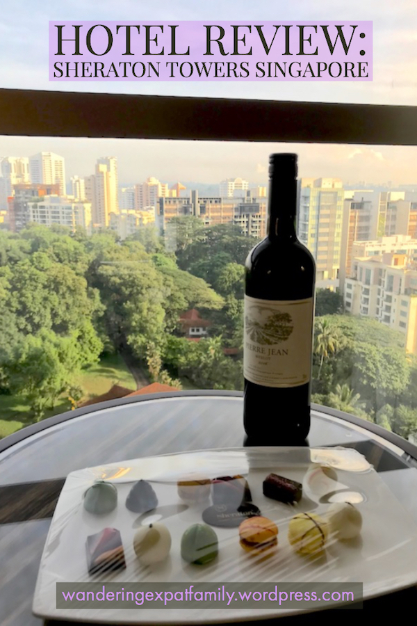 Hotel Review: Sheraton Towers Singapore - Where to stay in Singapore - Hote