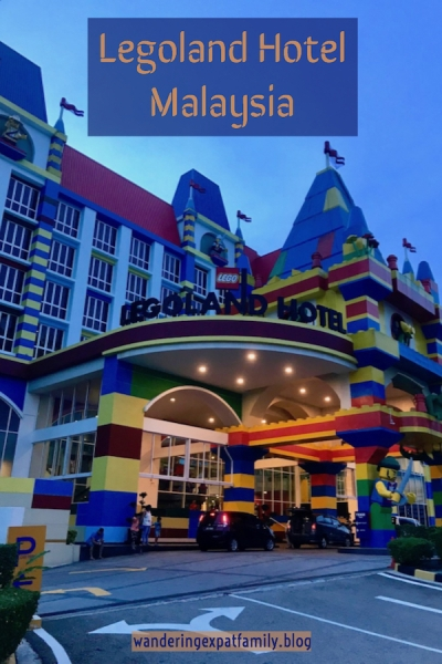 Hotel Review: Legoland Hotel Malaysia - Where to stay when visiting Legoland - Hotel close to Legoland